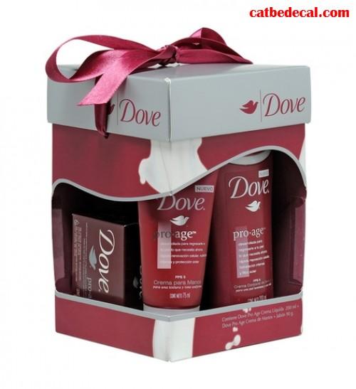 Thiết kế hộp giấy đựng sữa rửa mặt Dove