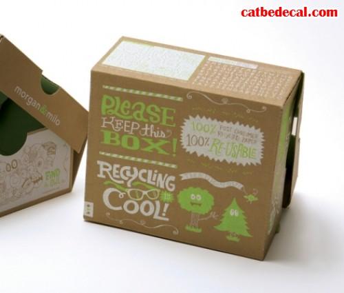 Thiết kế hộp đựng sản phẩm