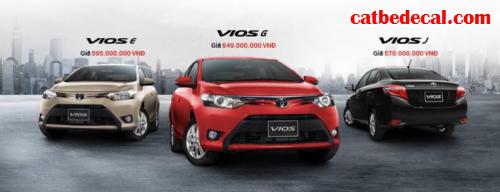 Toyota Vios 2016 giá bao nhiêu? Đánh giá xe và khả năng vận hành